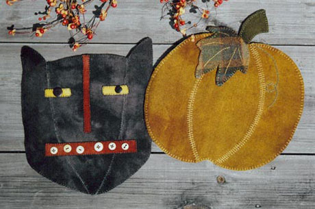 Pumpkin & Boo Kitty - LVP 415