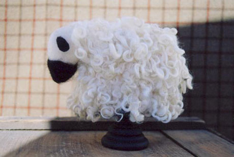 Wooly & Wild Sheep Make-do